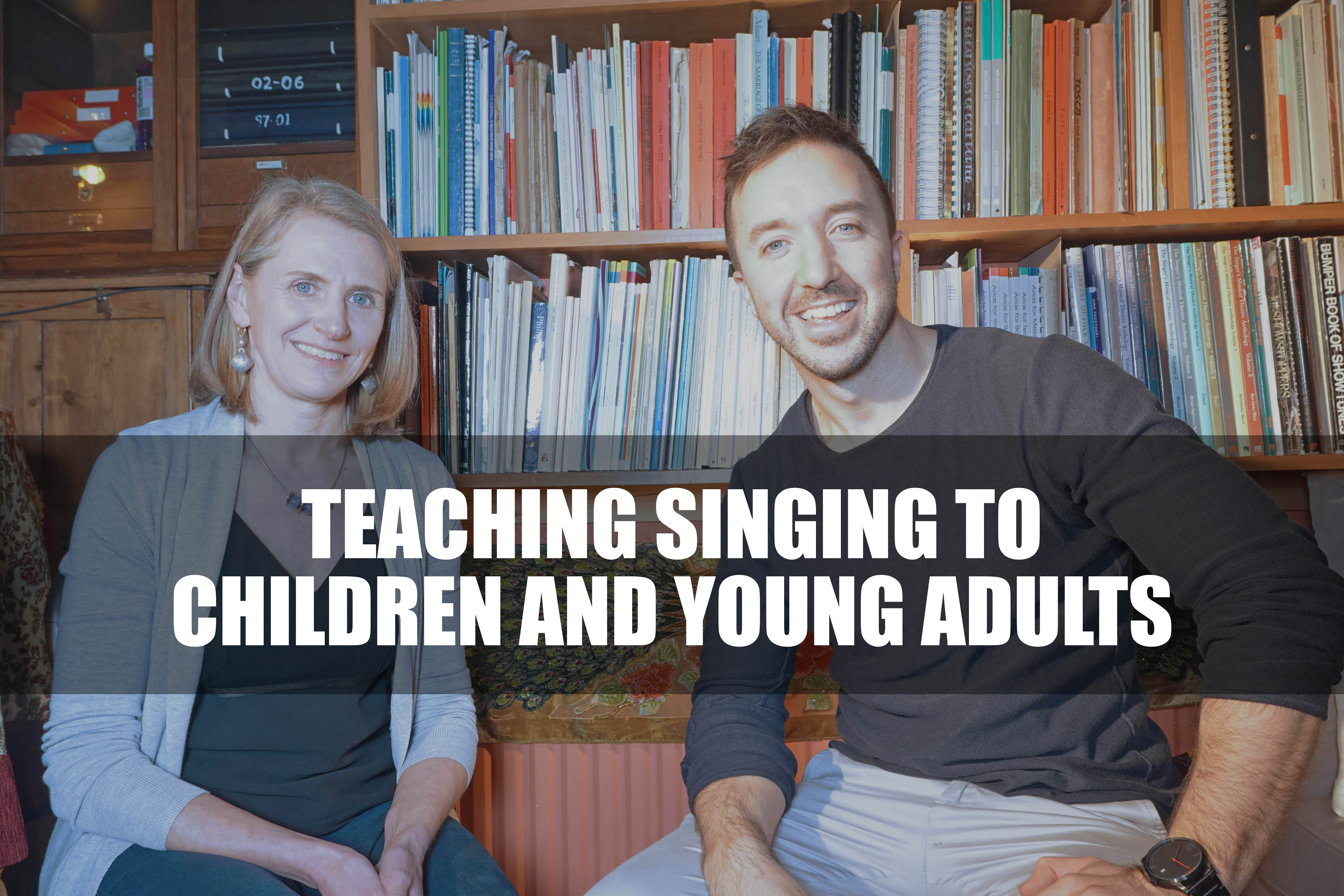 VIDEO: Singing Lessons for Children – The How To